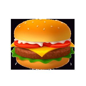 Grill 76 Hommelstø - Hamburger