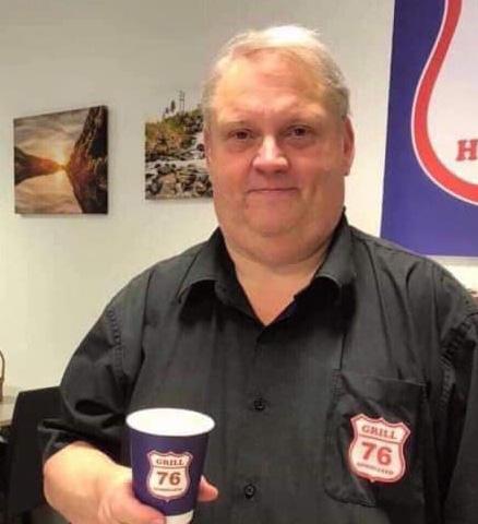 Kristjan Eliasson - Grill 76