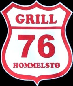 Logo Grill 76 Hommelstø, Velfjord