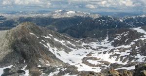Breivasstinden - Brønnøys høyeste fjell