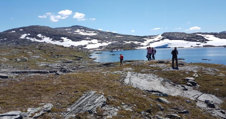 Mosvasstinden - turer i Nordland