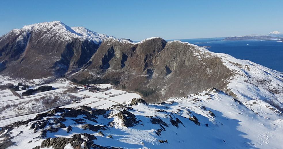 Ramntinden - turer i Nordland