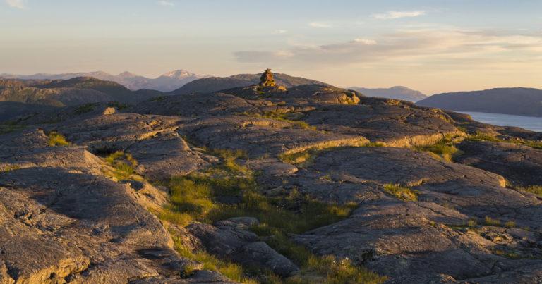 Turer i Nordland - Skogfjellet i Velfjord