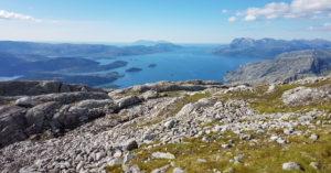 Hommelstø Skyline - turer in Nordland