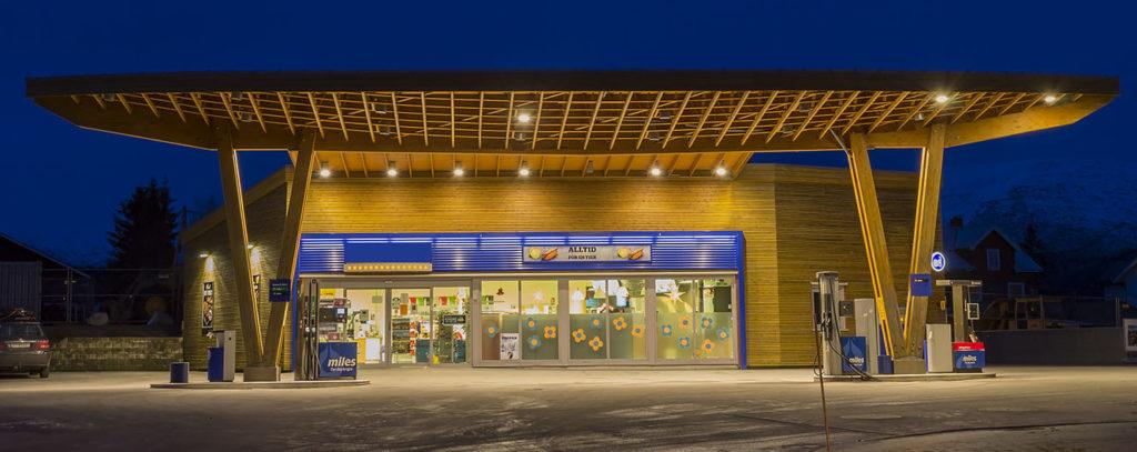Grill 76 Hommelstø - Grill, Kiosk, Bil
