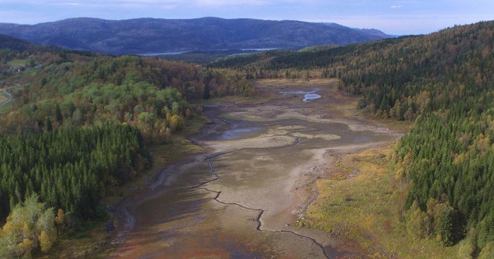 Engavatnet - den mystiske innsjøen