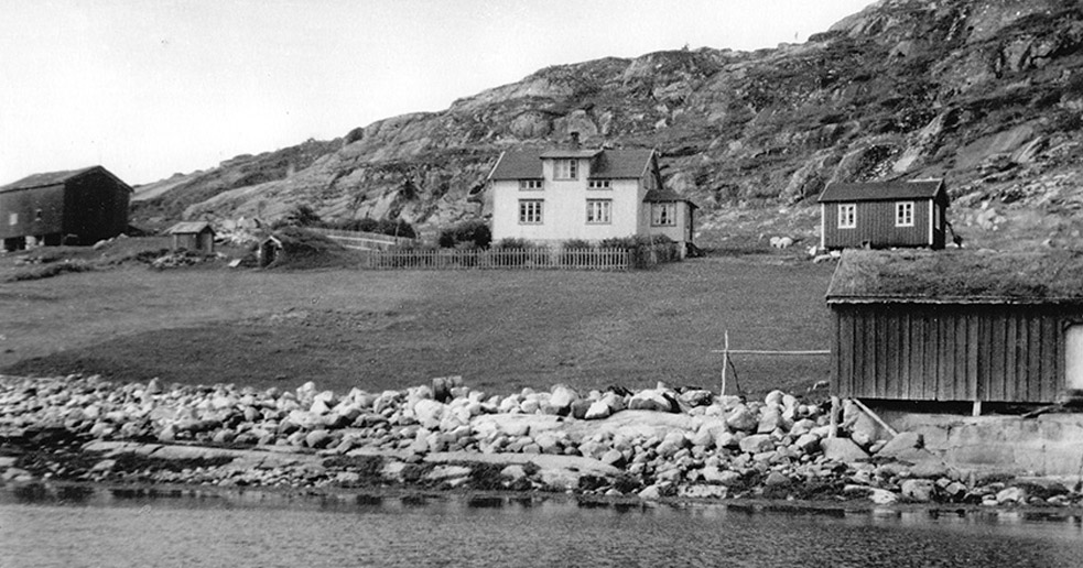 Nordfjord - Okneset