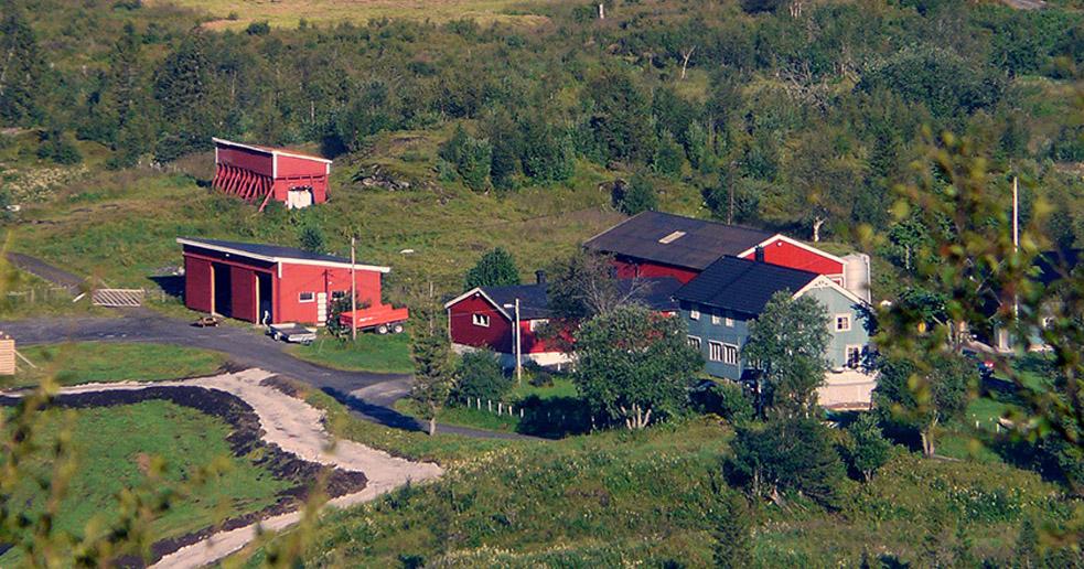 Bru gård i Velfjord