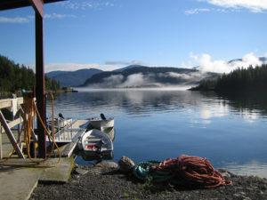 Fjorden venter