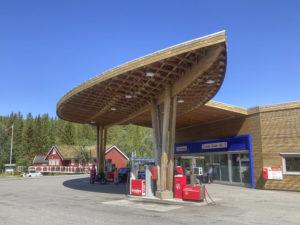Butikker i Hommelstø