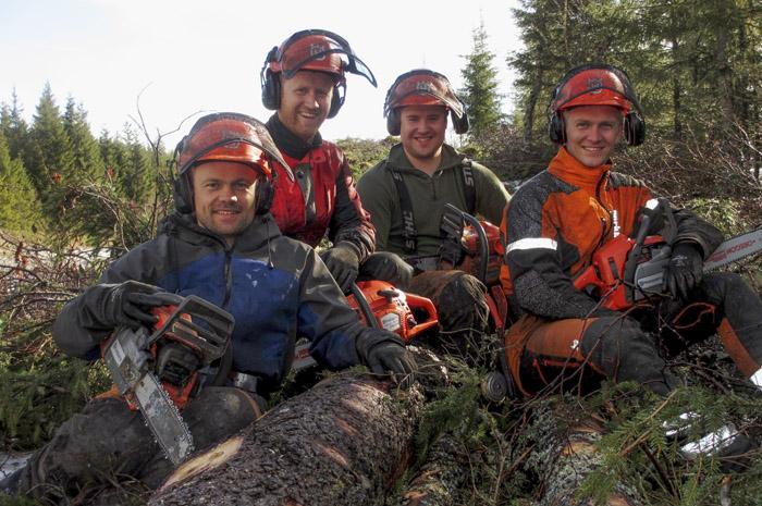 Velfjord skogservice