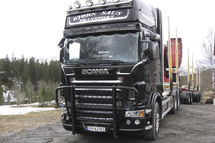 Bjørn Saus Transport