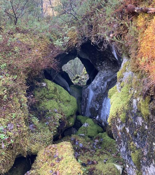 Grotteformasjoner
