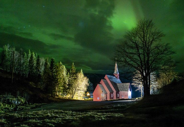 Severdighet - Velfjord kirke