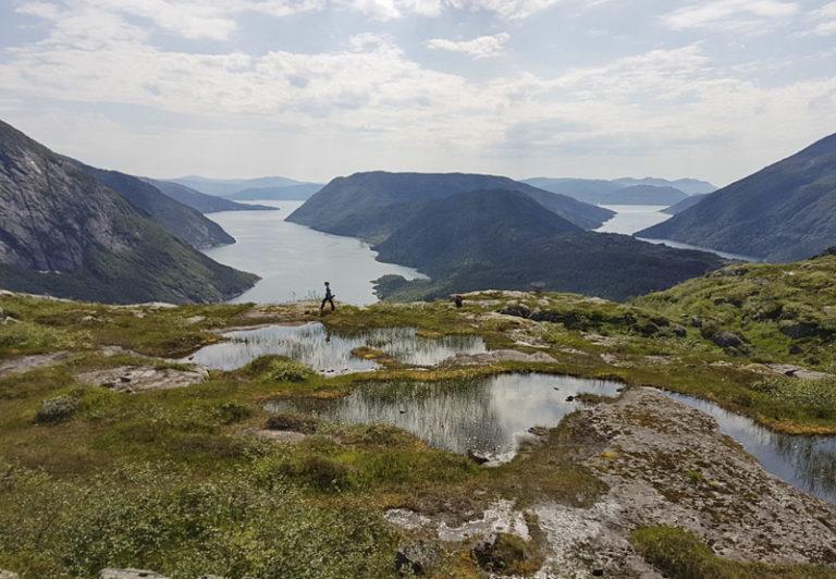 Severdighet Lomsdal-Visten Nasjonalpark