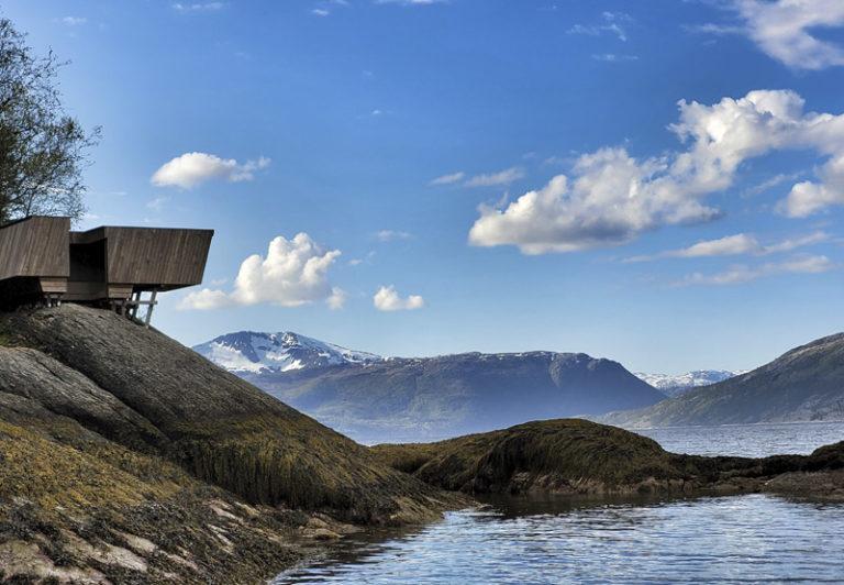 Severdighet - utsiktspunkt til Lomsdal-Visten