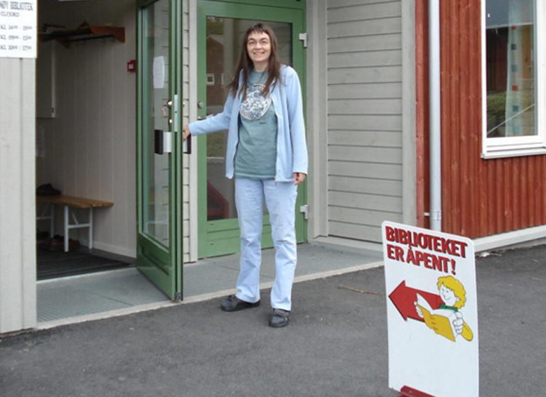 Brønnøy bibliotek Velfjord