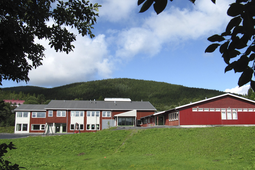 Biblioteket i Velfjord oppvekstsenter