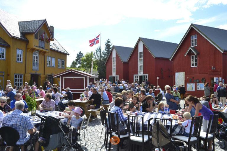 Innbyggere i Velfjord