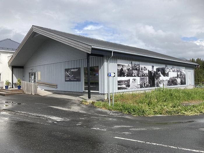 Helgeland museum avd. Brønnøy