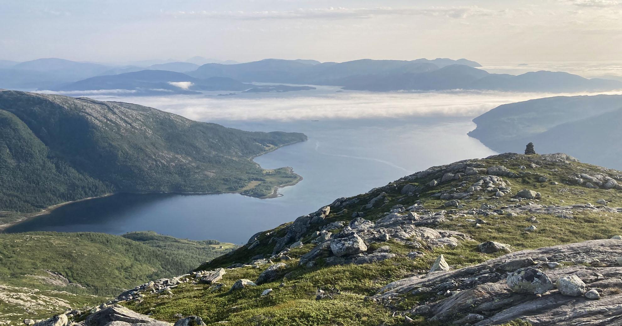 Sildkovtuva i Storfjorden