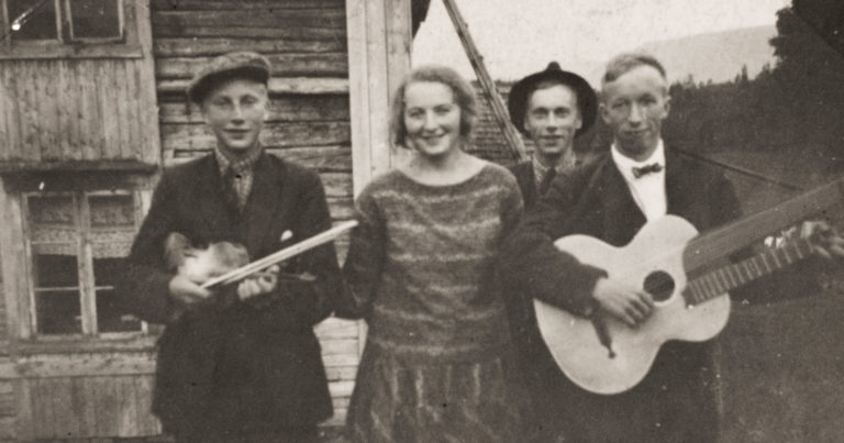 Folkemusikk fra Velfjord i Nordland